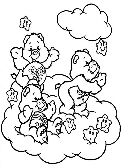 25 Best Images About Care Bears On Pinterest