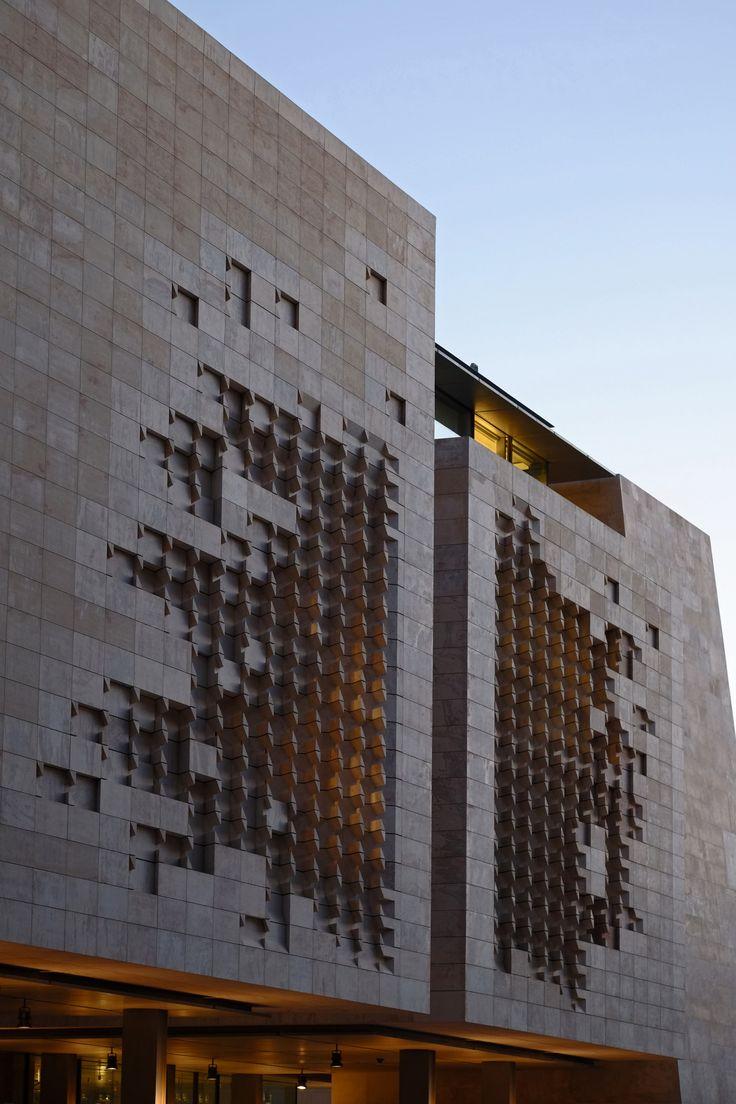 Parliament House by Renzo Piano / Valletta, Malta >>> www.modlar.com