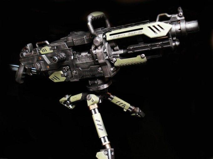 253 Best Nerf Images On Pinterest Hand Guns Nerf Mod