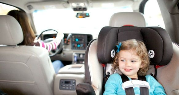 How to reduce the risk of injuries for children in car accidents