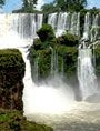 Las Cataratas del Iguazu- Or Argentinian waterfall national park. I want to go to there.