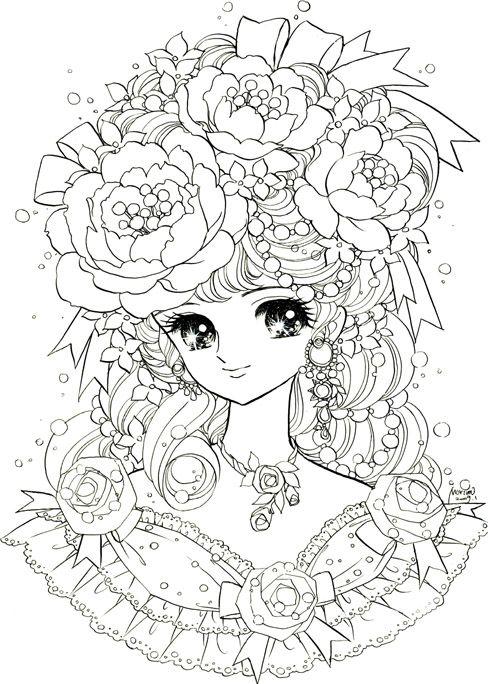 takahashi macoto coloring pages - photo#14