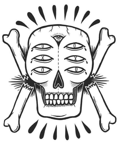 SKULL & BONEZ - C A T S N E E Z E: Radical Zombies, Skull Bonez, Photo