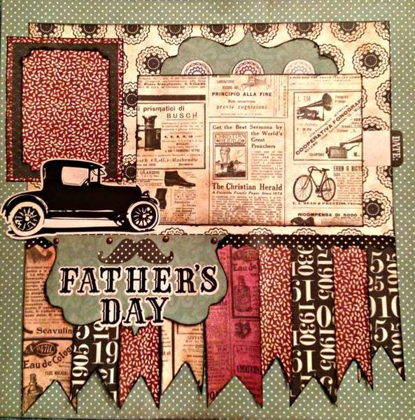 Lisa S Tool Time Father S Day Card: 101 Best Images About Scrapbooking Layout Pages Father's