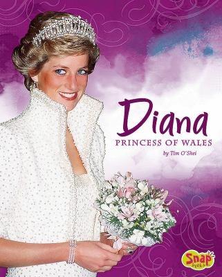 Diana, Princess of Wales by Tim O'Shei.