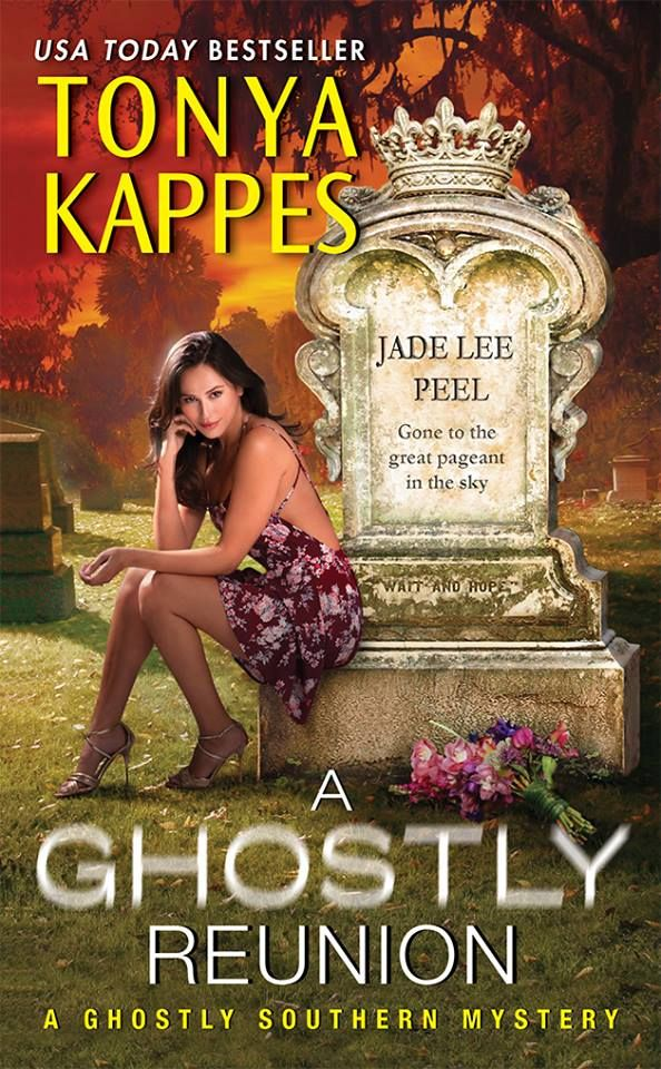 What is a Southern Mystery?* - A Ghostly Reunion (Ghostly Southern Mysteries #5) by Tonya Kappes