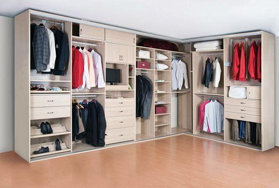 Giyinme odası: