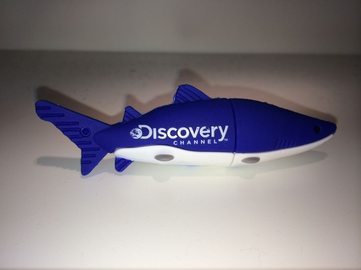 Custom made USB for Discovery Networks