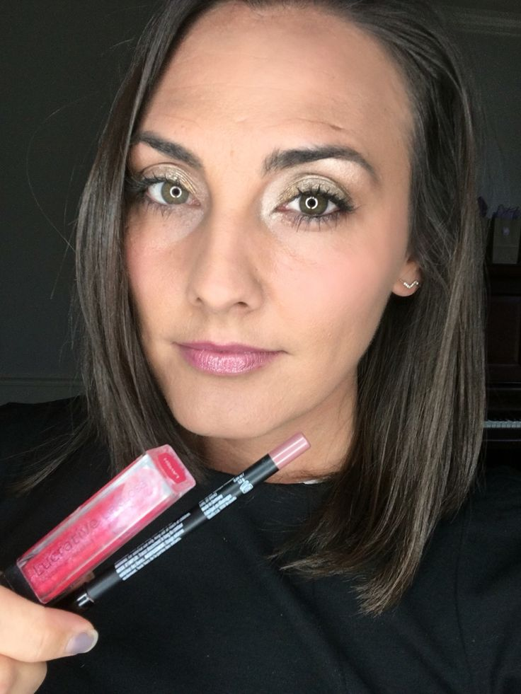 Plush Lip Liner Lavish Gloss New Younique