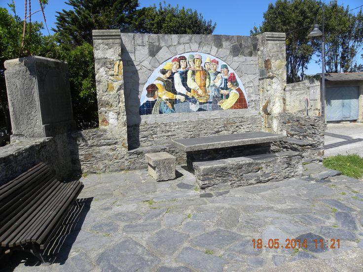 Luarca Asturias.