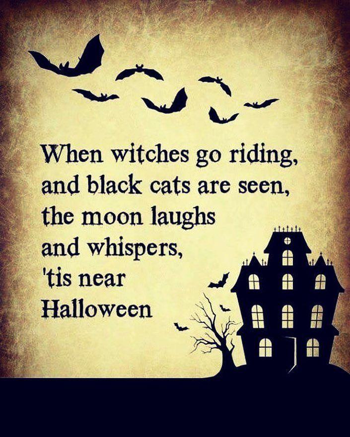 30 Zitate Und Spruche Fur Halloween Quote Fur Halloween Quote Spruche Und Zitate Retro Halloween Halloween Spruche Halloween