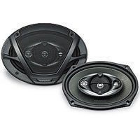 Pair of New Kenwood Kfc6983ps 900 Watts Combined 450 Each Powerful Fourway Car Audio Speakers with Sound Image Enhancer. This is surely a great product!