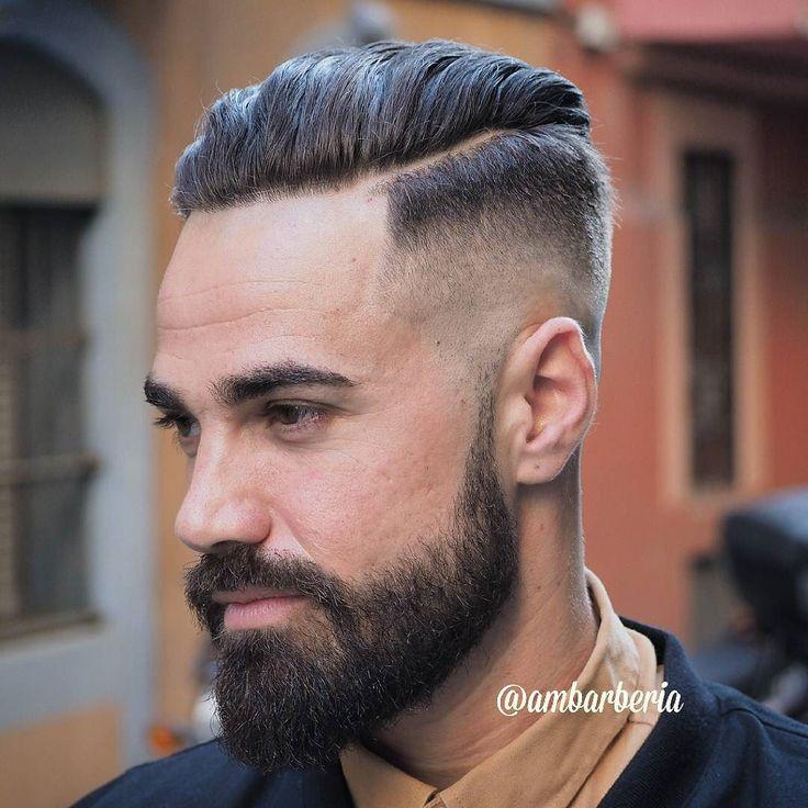 Haircut by ambarberia http://ift.tt/1KI5ABw #menshair #menshairstyles #menshaircuts #hairstylesformen #coolhaircuts #coolhairstyles #haircuts #hairstyles #barbers