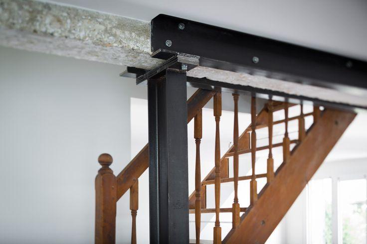 17 best ideas about poutre acier on pinterest poutrelle. Black Bedroom Furniture Sets. Home Design Ideas