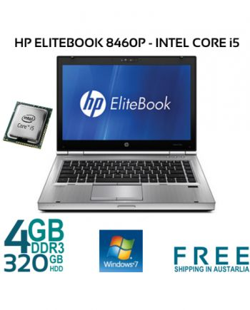 Get refurbished hp-EliteBook 8460p with 14-inch screen only from @bufferstocks