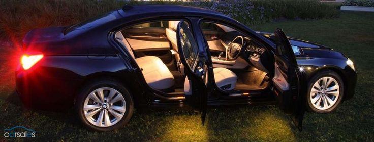 2010 BMW 730d F01 MY10 Steptronic