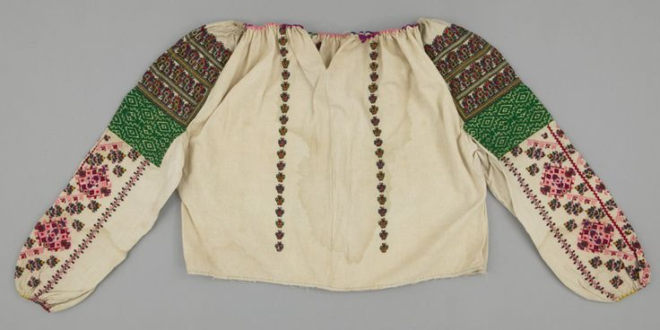 Romanian Blouse.