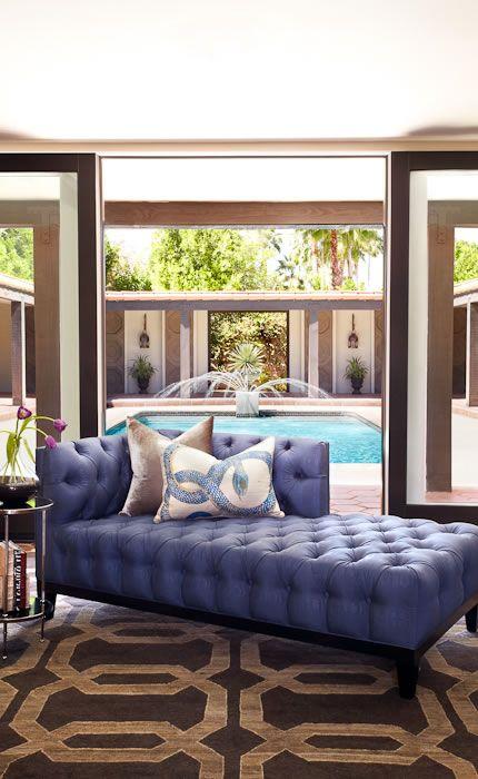 Living Room Furniture Purple