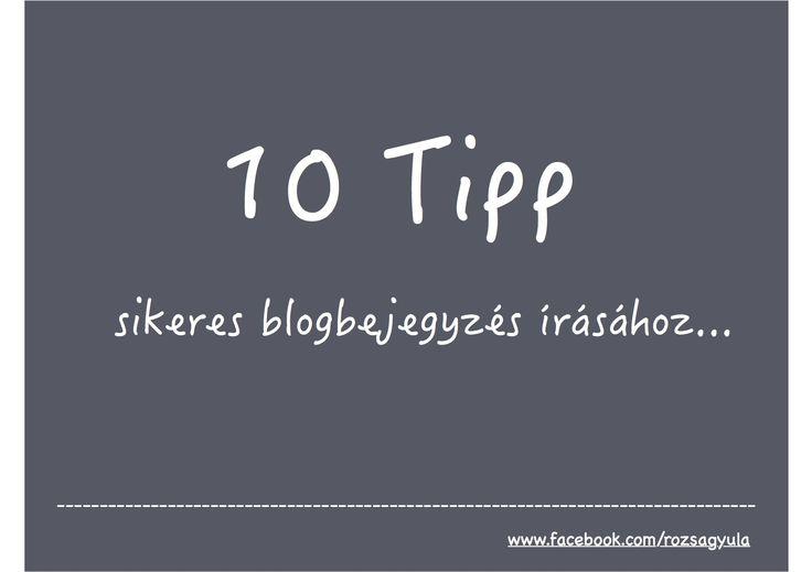 Egy ellenőrző lista, amely segít a keresőkben az első oldalra repíteni a blogodat…:)