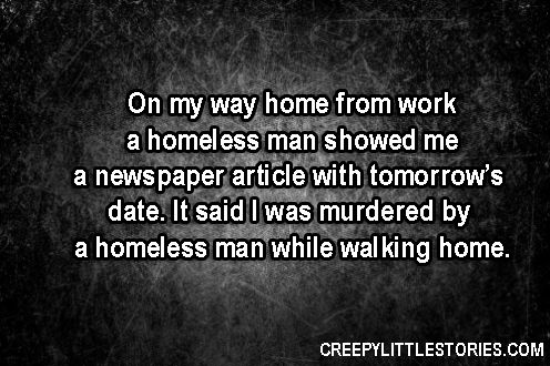 Click to read more two sentence horror stories!