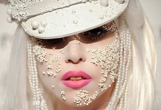 Lady Gaygay  makeup by Billy B