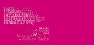 Critique de vin au festival de La Roque d'Anthéron. Vue par Epicure en mode vie!