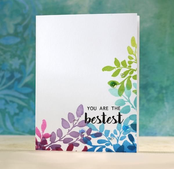 stamping ideas for card making