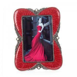 Sicura Luxury Red Photo Frame Romantic Wedding Decoration Picture FramecHQ070188-46-7