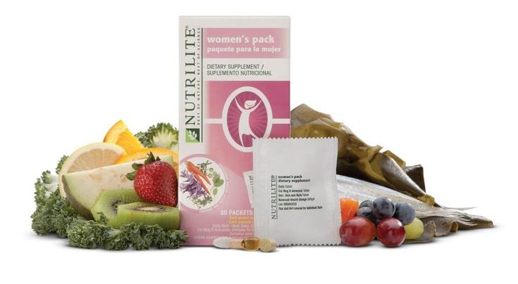 NUTRILITE WOMEN'S PACK IBO 5154538