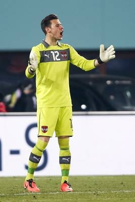 Heinz Lindner - ÖFB-Nationalteam