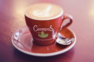 Campos Coffee Newtown SYD