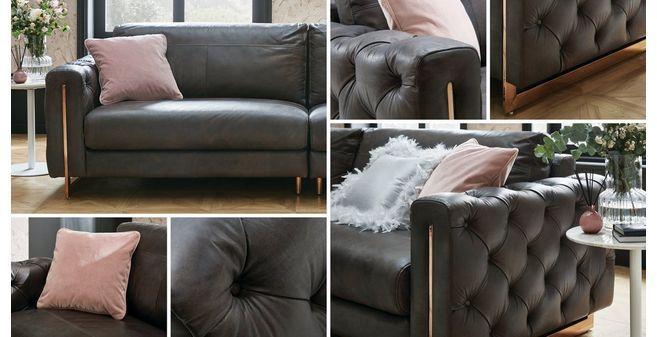 Belucci 4 Seater Sofa Bliss | DFS | Seater sofa | Sofa, Sofa ...