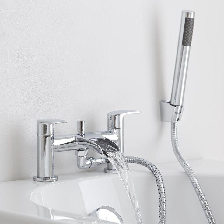 Waterfall Bath Shower Mixer Tap - Image 1