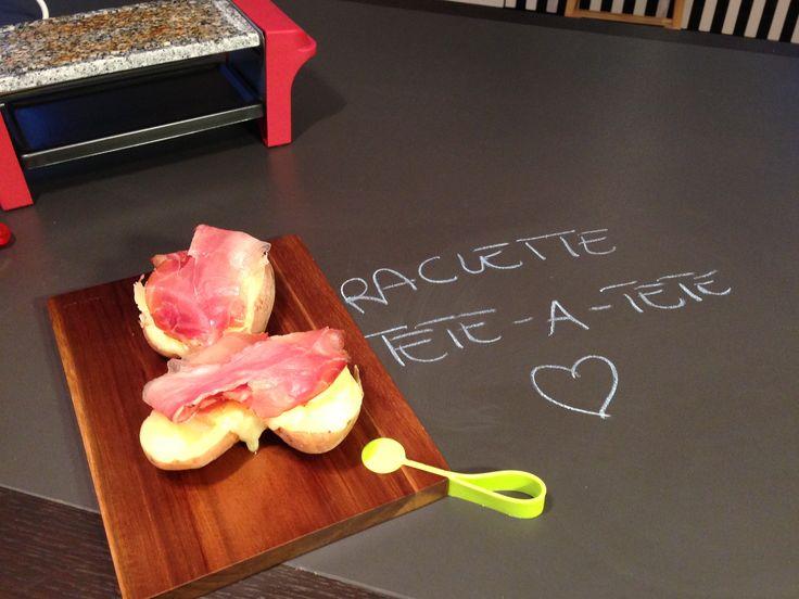 Ricetta Raclette Svizzera - Dolci Senza Burro