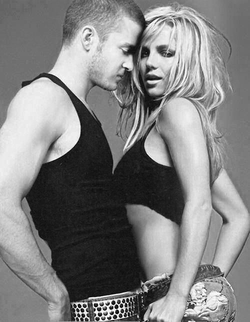 1999 - 2002. Justin Timberlake and Britney Spears