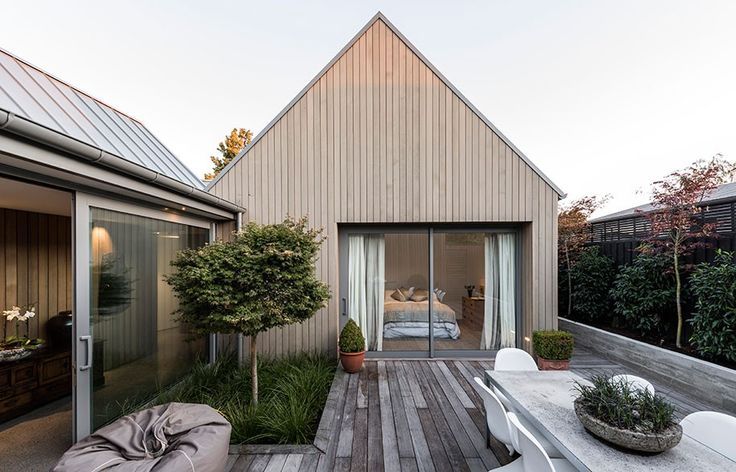 In Christchurch, New Zealand, Case Ornsby tames nature's ravages with thought-provoking, innovative, and handsome design solutions.