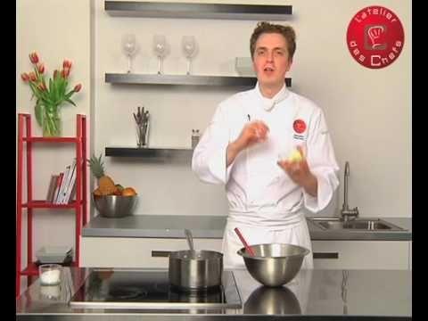 Technique de cuisine : Préparer les oeufs brouillés