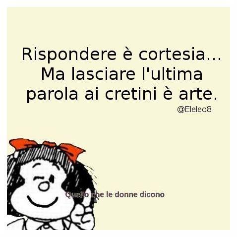 Brava Mafalda