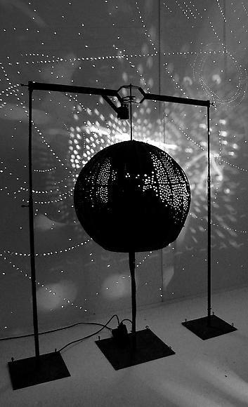 Otto Piene Lichtballett, 1961 mixed media 67 5/8 x 59 3/4 x 28 inches (172 x 152 x 71 cm) SW 10055 Private Collection