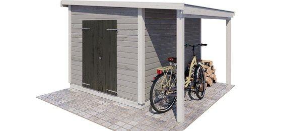 Bygge redskabsskur og udhus - Jabo