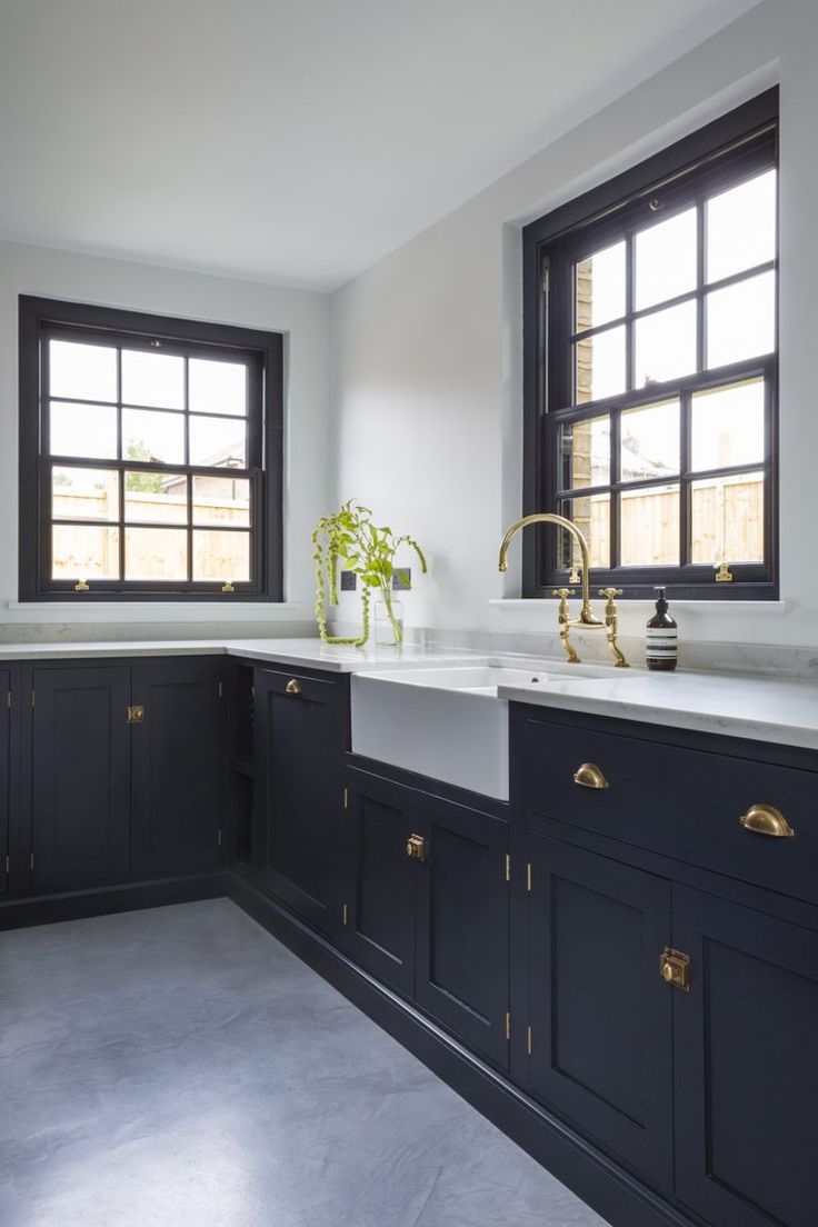 Kempe SW16 - butler sink - london houses - shootfactory location