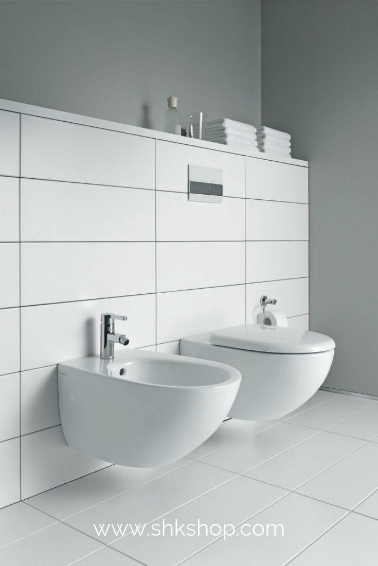 Duravit Wand WC Architec 575mm Tiefsp�ler, weiss