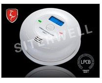 DC Carbon Monoxide Detector  The leading cause of accidental poisoning deaths all over the world, Carbon Monoxide (CO) is odorless, tasteless and invisible, poisonous gas. The only safe way to know if carbon monoxide is present is to install CO alarms(CO detector) on every level of your home and in sleeping areas. www.china-siter.com/Carbon-monoxide-Detector.htm