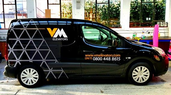 Creative FX Commercial Vehicle Signage, Van Signwriting, Fleet Liveries, Van Wraps and Van Signage, Bromley, London and Kent, UK