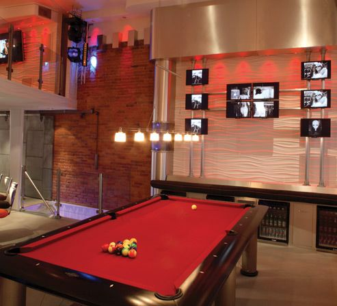 43 best Game Rooms images on Pinterest Game rooms Game room