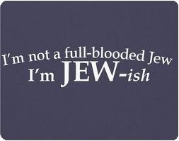 The common joke amongst Jews. I have a tank top that says this haha