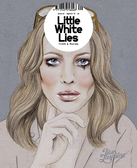 The Blue Jasmine Issue   Community Post: 12 Iconic Little White Lies Movie Magazine Covers