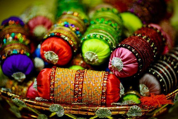 Different detail for garba decor