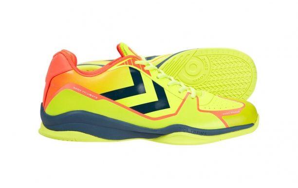 Chaussures Hummel Carbon X Handball 2015 http://www.sport-time.fr/
