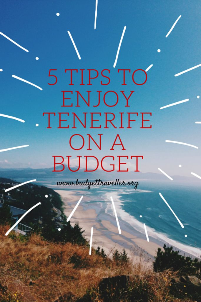Tenerife was our family holiday destination, last year. We were looking for a sunny place in Europe with good food, entertainment, beaches to chill, mountains to walk, villages to explore plus an affordable destination. Tenerife ticked all the boxes. What to do? Here are a few simple tips on how to enjoy Tenerife on a budget